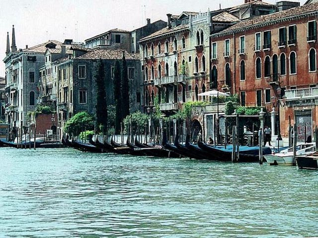 Grand Canel in Venice wallpaper