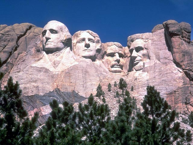 Mt. Rushmore wallpaper