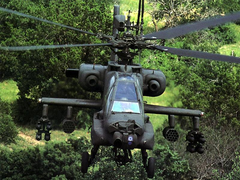 Apache Attack Helicopter wallpaper